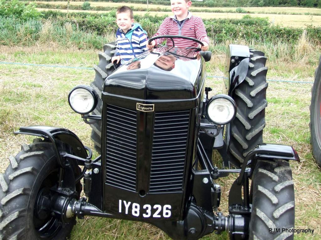 83-5-knockbridge-show-11-9-2016-tractors-ferguson-painted-black-ball-joints-front-weels-iy-6326