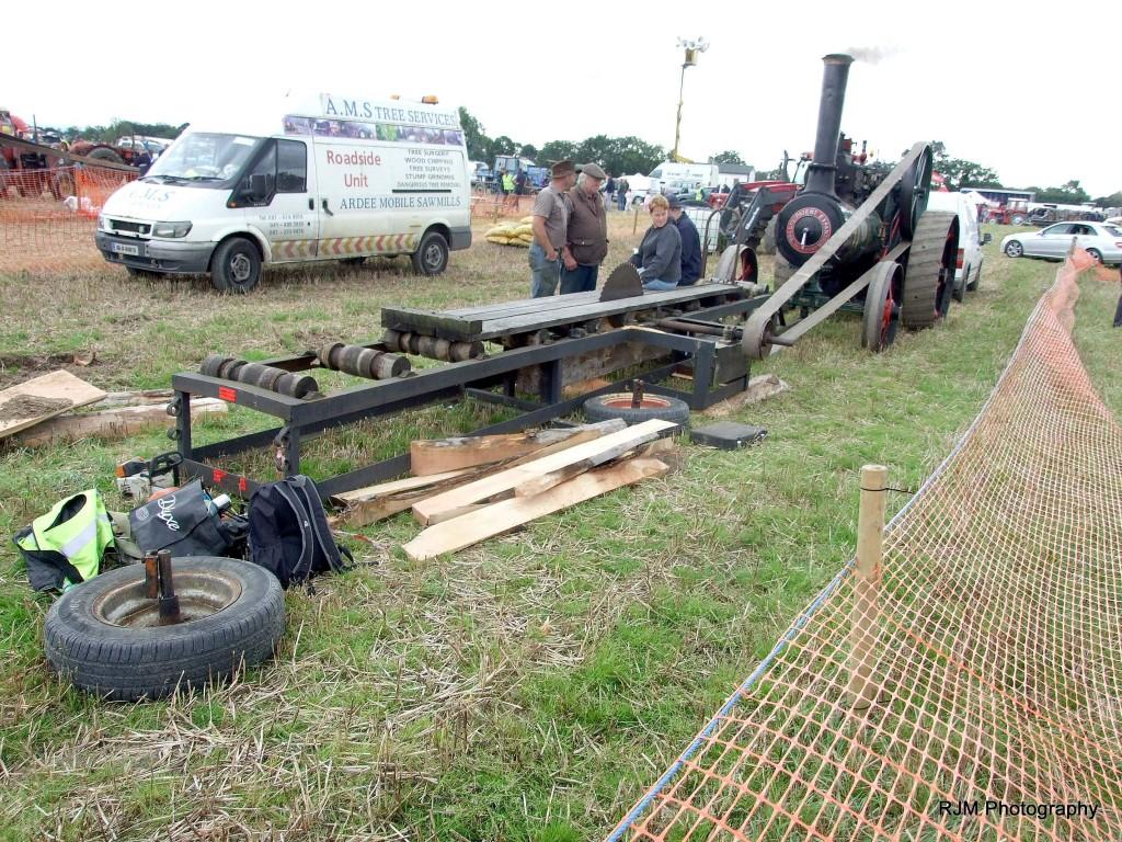 86-26-knockbridge-show-11-9-2016-tractors-steam-engine-working-timber-mill-wallis-steevens-ltd-engineers-7626-basingstoke