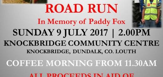 Road Run Poster